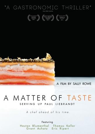 a-matter-of-taste-poster