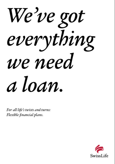 SWISS LIFE INSURANCE_EVERYTHING WE NEED