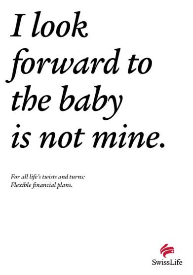 SWISS LIFE INSURANCE_THE BABY